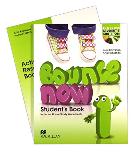9780230419957: Bounce Now Level 1 Student's Book Pack
