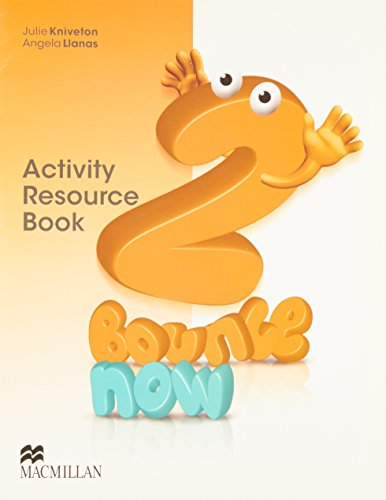 9780230420021: BOUNCE NOW 2 ACTIVITY RESOURCE BOOK