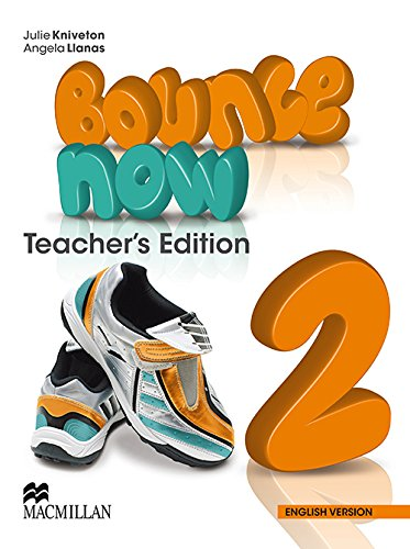9780230420038: Bounce Now 2 Te Eng