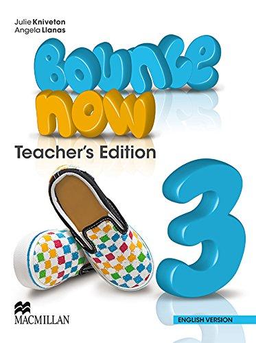 9780230420106: Bounce Now 3 Te Eng