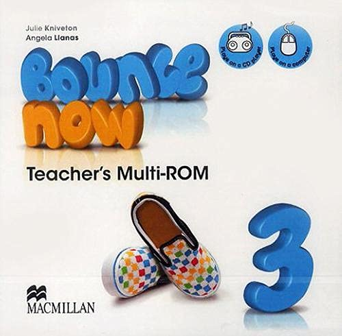 9780230420137: Bounce Now 3 T Multi R