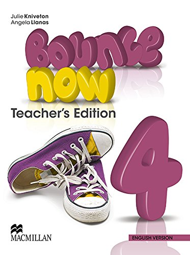 9780230420175: Bounce Now 4 Te Eng