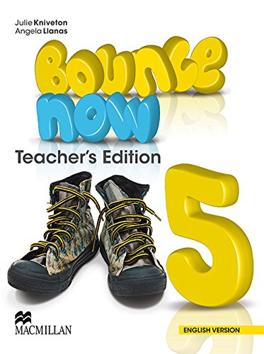 9780230420243: Bounce Now 5 Te Eng