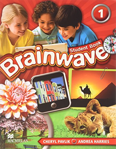 9780230421196: Brainwave 1 Student Book Pack
