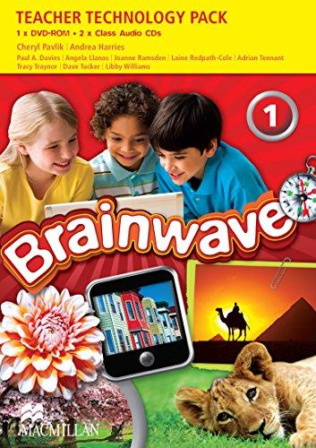 Brainwave 1 Teacher s Technology Pack (Mixed media product): Andrea Harries