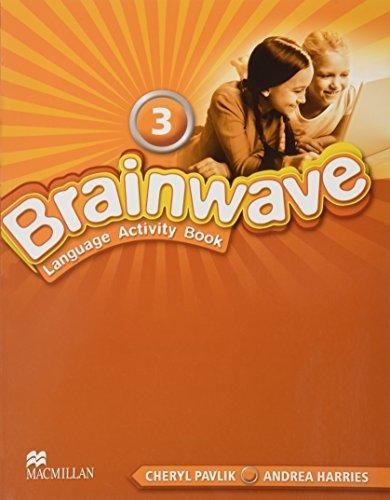 9780230421318: Brainwave 3 Language Activity Book