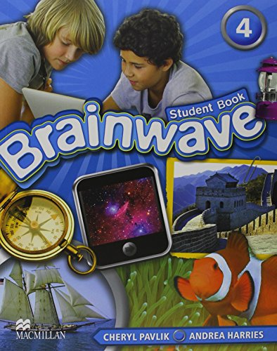 9780230421387: Brainwave Level 4 Student Book Pack