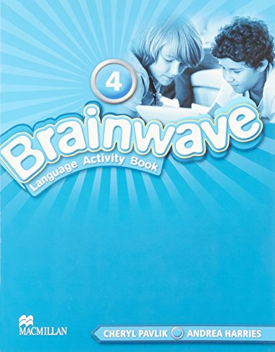 9780230421394: Brainwave 4 Language Activity Book