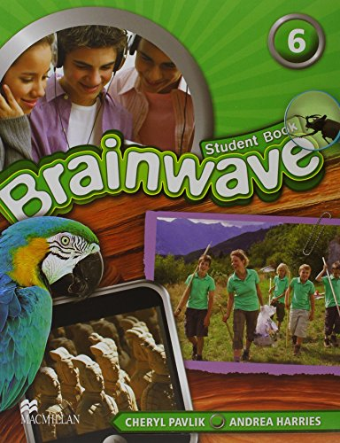 9780230421547: Brainwave 6 Student Book Pack