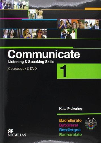 9780230422032: COMMUNICATE Coursebook 1 Pack
