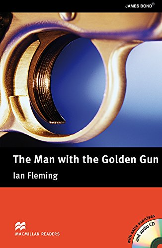 9780230422346: MacMillan Reader the Man with the Golden Gun + CD Pack Upper Intermediate Level (MacMillan Readers. Upper Intermediate)