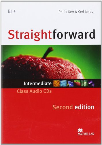 9780230423329: Straightforward Intermediate Level