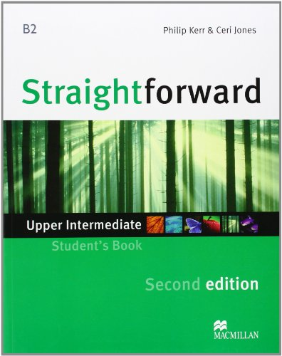 9780230423343: Straightforward Upper Intermediate Level: Student's Book