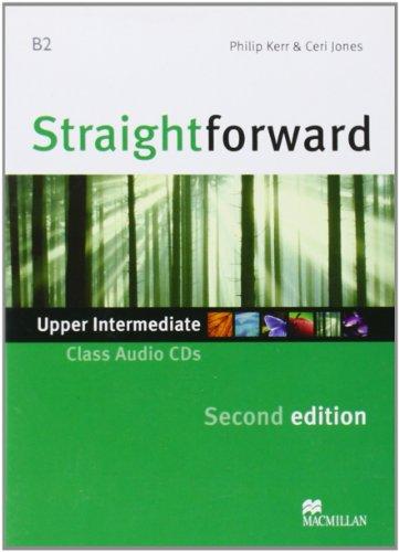 9780230423428: Straightforward Upper Intermediate Level