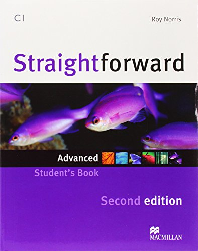9780230423442: Straightforward - Student Book Advanced 2e
