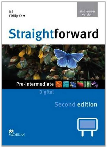9780230424272: Straightforward Pre-Intermediate Level Iwb DVD-ROM (Single User)