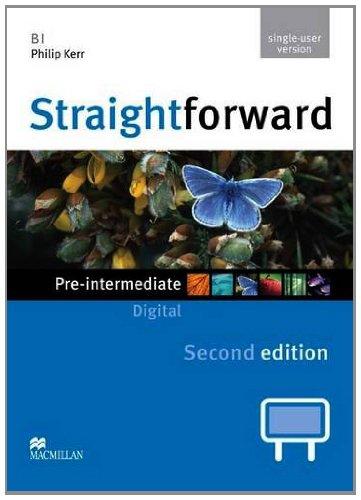9780230424272: Straightforward Pre-Intermediate Level Iwb DVD-ROM (Single User)