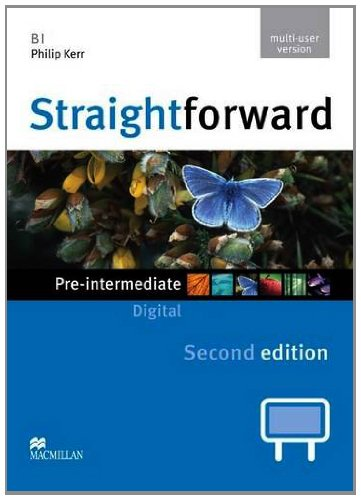 9780230424289: Straightforward Pre-intermediate Level IWB DVD-ROM (Multiple