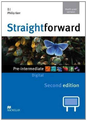 9780230424289: Straightforward Pre-Intermediate Level Iwb DVD-ROM (Multiple User)