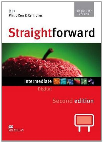 9780230424340: Straightforward Intermediate Level IWB DVD-ROM (single User)