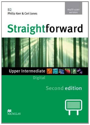 9780230424401: Straightforward Upper Intermediate Level Iwb DVD-ROM (Multiple User)