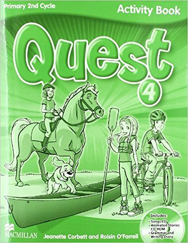9780230424418: QUEST 4 Act Pack