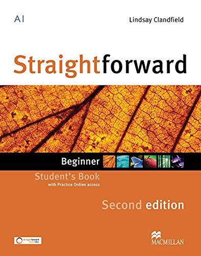 9780230424449: Straightforward Second Edition Student's Book + Webcode Beginner Level