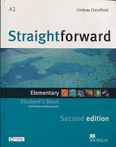 9780230424456: Straightforward Elementary Level: Student's Book + Webcode
