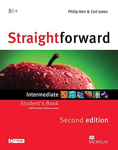 9780230424470: Straightforward Intermediate Level: Student's Book + Webcode