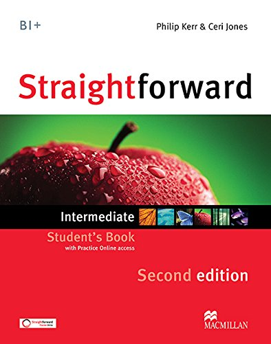 9780230424470: New Straightforward. Intermediate. Student's book-Webcode. Con espansione online. Per le Scuole superiori
