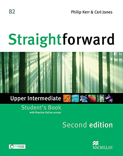 9780230424487: Straightforward Upper Intermediate Level: Student's Book + Webcode