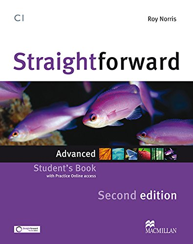 9780230424494: Straightforward - Student Book & Webcode - Advanced 2e