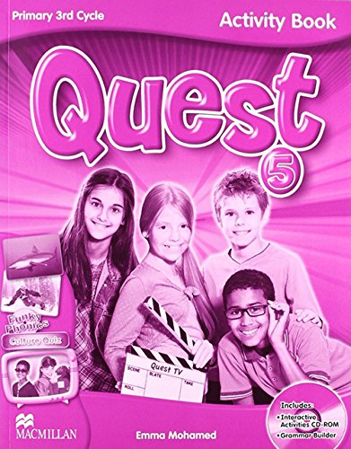 9780230424524: QUEST 5 Act Pack