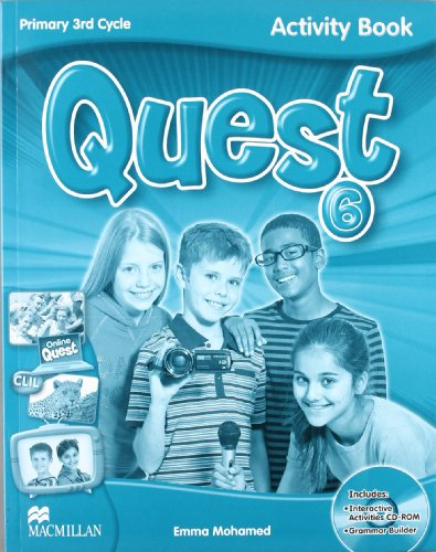9780230424531: QUEST 6 Ab Pk (High Five) - 9780230424531