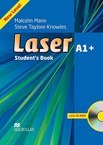 9780230424609: Laser A1+: Student's Book and CD-ROM Pack