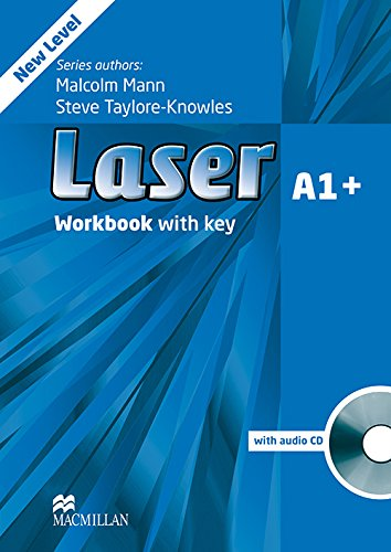 Laser A1+ Workbook with Answer Key CD: Steve Taylore-Knowles, Malcolm