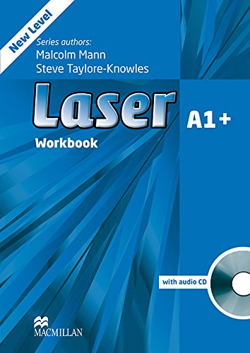 9780230424623: Laser A1+: Workbook Without Key + Audio CD Pack