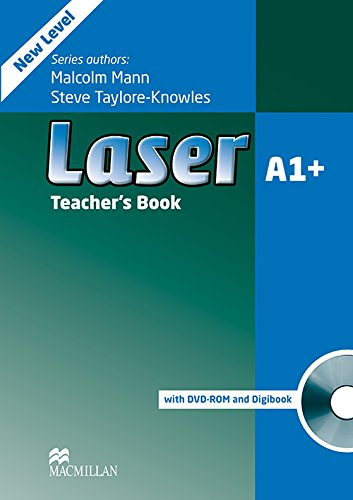 Laser A1+: Teacher's Book + DVD-ROM +: Prowse, Philip, Taylore-Knowles,