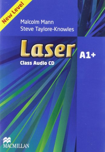 9780230424678: Laser A1+: Class Audio CDs