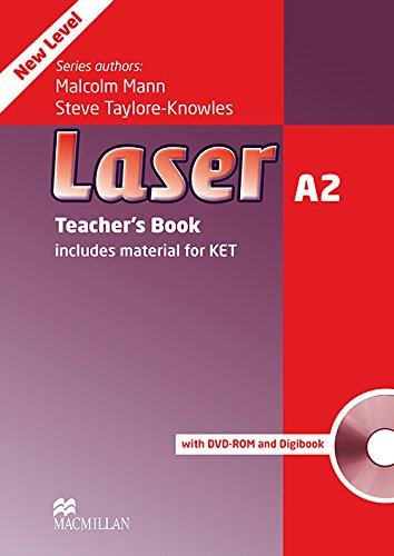 9780230424814: Laser A2: Teacher's Book + DVD-ROM + Digi-Book Pack