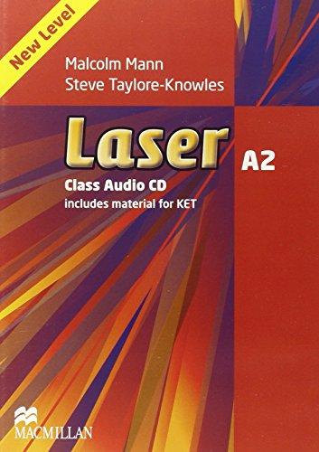 9780230424821: Laser A2: Class Audio CDs