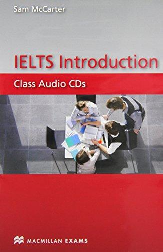 IELTS Introduction Class Audio CDs: Sam McCarter