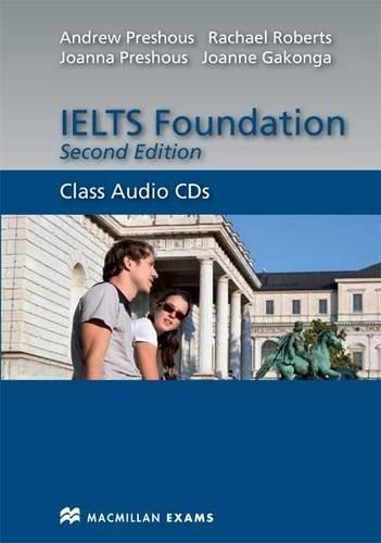 9780230425811: New IELTS Foundation Class Audio CDs (2)