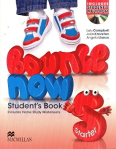 9780230427341: Bounce Now Starter Sb CD Rom