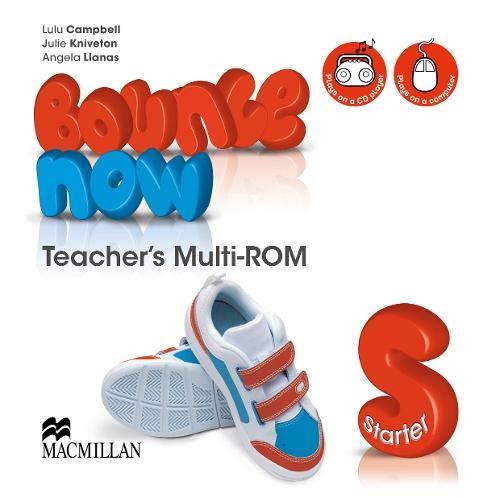 9780230427372: Bounce Now Starter T