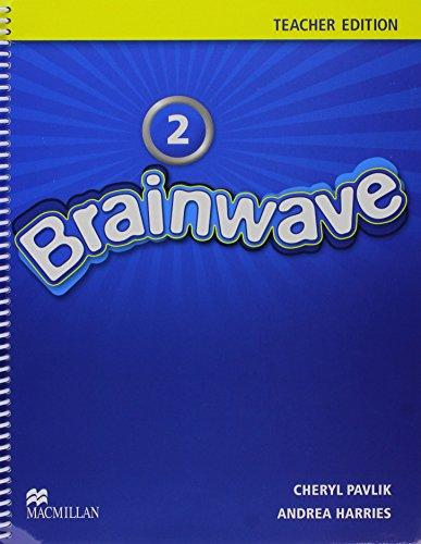 9780230427716: Brainwave 2 Teacher Edition Pack