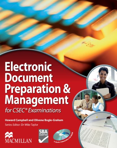 Electronic Document Preparation & Management for CSEC Examinations: Olivene Bogle-Graham, ...