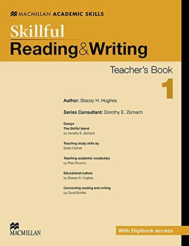 9780230429819: Skillful - Reading & Writing - Level 1 Teacher Book + Digibook