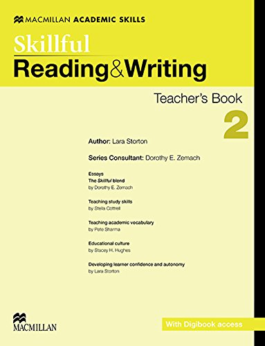 9780230429925: Skillful - Reading & Writing - Level 2 Teacher Book + Digibook