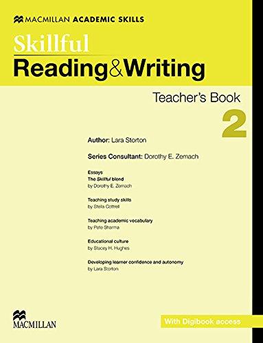9780230429925: Skillful - Reading & Writing - Level 2 Teacher Book + Digibook